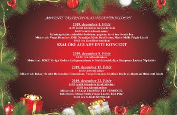 Advent-program
